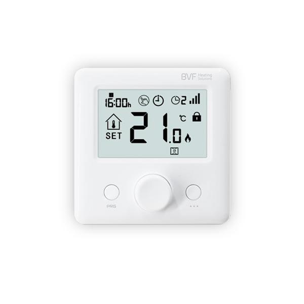 BVF 24-F - RF bezdrôtový izbový termostat