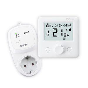 BVF 24-FA - RF bezdrôtový izbový termostat + zásuvkový modul