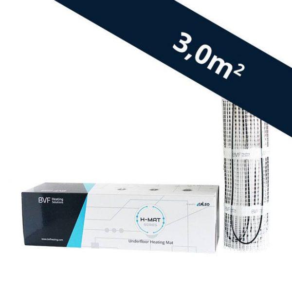 BVF H-MAT vykurovacia rohož 100 watt/m² - 3