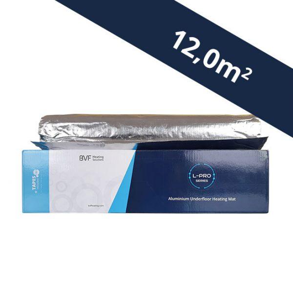 BVF L-PRO vykurovacia rohož 100 watt/m² - 12