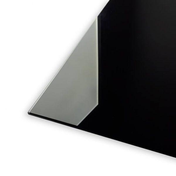 BVF PG 800W Čierny sklenený infrapanel