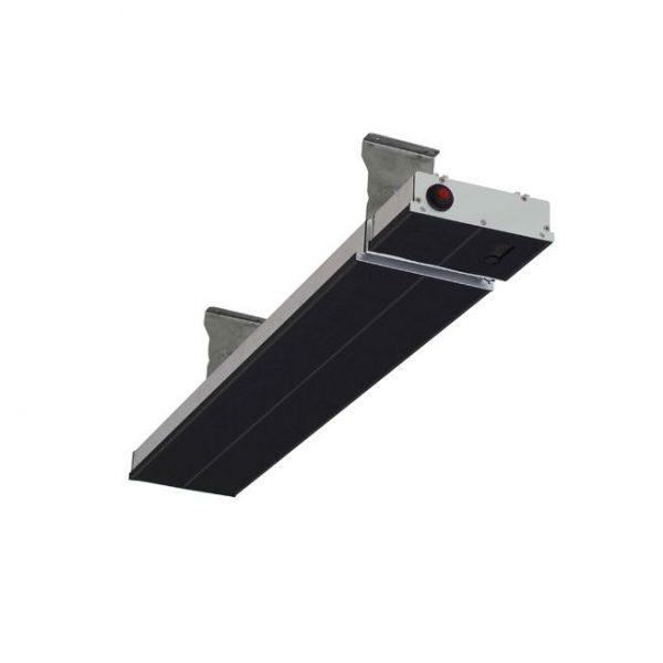 Exteriérový - vonkajší infražiarič 1300W - 2600W - diaľkové ovládanie