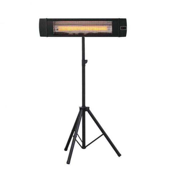 Exteriérový - vonkajší infražiarič Remina