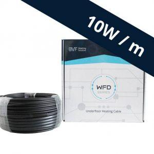 BVF WFD 10 vykurovací kábel - 10 w/m²