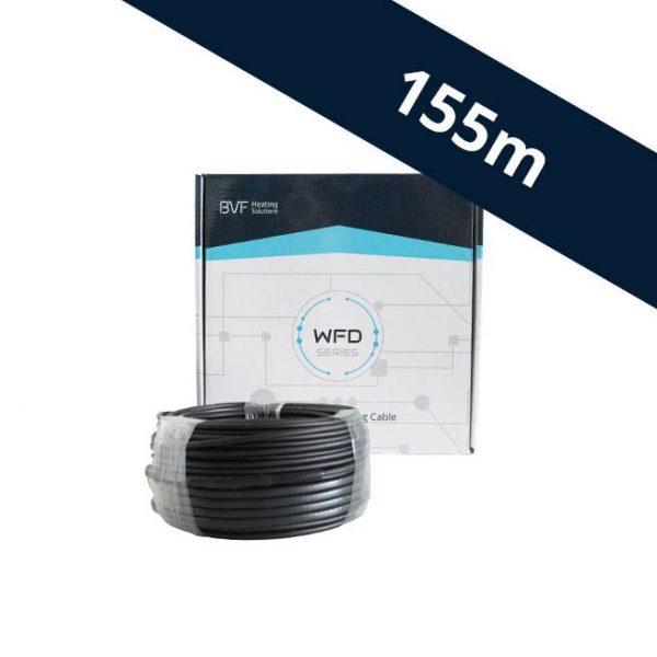 BVF WFD 20 vykurovací kábel - 20 w/m² - 155 m