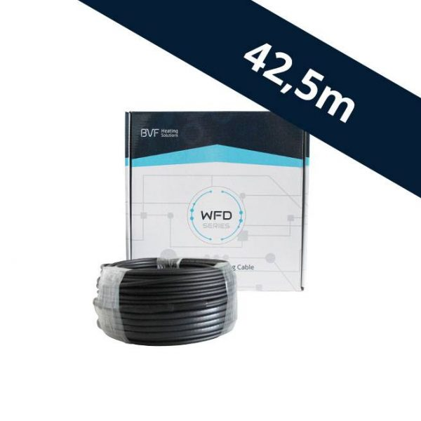 BVF WFD 20 vykurovací kábel - 20 w/m² - 42