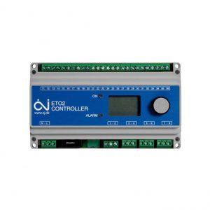 ETO2-4550 dvojzónový vonkajší termostat na vykurovanie prístupových ciest a odkvapov