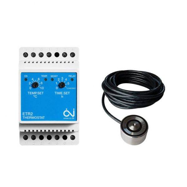 ETR2 termostat + ETOG55 podlahový senzor
