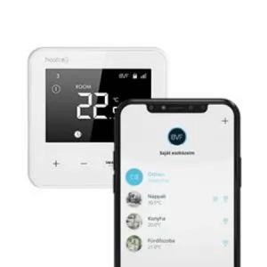 Interiérové termostaty