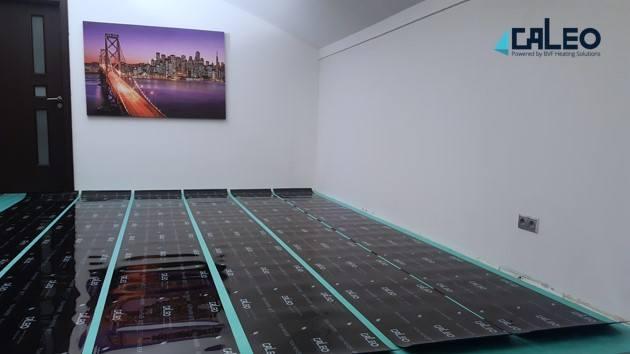 Podlahové kúrenie - Caleo REGI