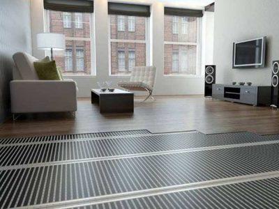 Podlahové infra kúrenie - Caleo